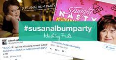 #susanalbumparty
