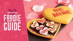 You'll find everything from adorable sweets you can grab on the go to romantic prix fixe meals with extra special touches to celebrate Valentine's Day 2021 at Disney World #ValentinesDay #ValentinesDay2021 #Disney #DisneyWorld #Disneytreats #Disneysnacks #Disneyfood Strawberry Cake Pops, Strawberry Crisp, Strawberry Mousse, Red Chocolate, Chocolate Dipped Strawberries, Chocolate Hearts, Chocolate Hazelnut, Chocolate Truffles, Disney World Resorts