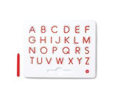 The Kid-O A to Z Magnatab helps children learn how to write the lines and curves of the uppercase OR lowecase letters of the alphabet. Parent Gifts, Gifts For Kids, Teaching Letters, Childrens Gifts, Christening Gifts, Kids Writing, Alphabet And Numbers, Learning Toys, Kunst