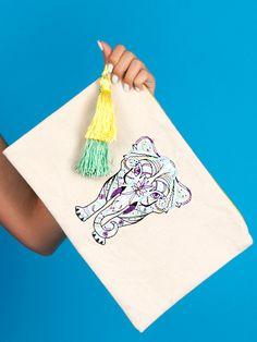 Elephant Summer Bag