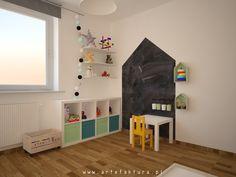 www.artefaktura.pl projektowanie wnętrz Kraków, architekt wnętrz  Projekt pokoju chłopca , projekt pokoju trzylatka   #pokojchlopca #bialypokoj #housebed #nordicstyle #nordic #design #boy #room #blackboardwall