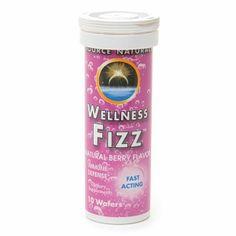 WELLNESS FIZZ - a better, more natural airborne basically