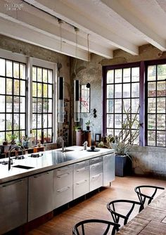 automatism: Industrial Chic in Milan                                                                                                                                                      More