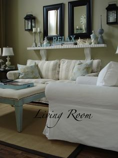 Just Beachy   Living Room Designs   Decorating Ideas   Rate My Space Part 71