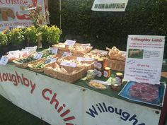 Wysall Food Fair 2015