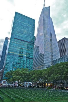 The Convertro office is right by Bryant Park.