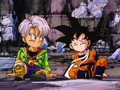 goten and trunks fusion gif - Google Search