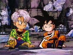 Goten y Trunks Dragon Ball Gt, Dragon Ball Z Shirt, Goku Face, Goten E Trunks, Broly Movie, Ssj3, Son Goku, Manga Comics, Disney Drawings