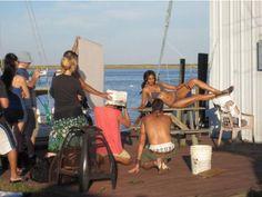 "The SI crew enjoyed their time working on Florida's ""Forgotten Coast"" Swimsuits, Bikinis, Swimwear, Franklin County, Sports Illustrated, Coast, Florida, City, Model"