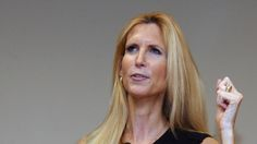 """Conservative pundit Ann Coulter on Wednesday joined the bandwagon of right-wing critics questioning why President Barack Obama hasn't instituted a travel ban for the African countries battling the Ebola epidemic — perhaps with the goal of preventing those who are infected from getting """"free medical treatment"""" here in the U.S."""