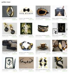 Golden mean. Curator: Elena Doniy from https://www.etsy.com/shop/Vualia #etsy #etsytreasury #handmade #gifts #floral #flower #photography #print #wedding #jewelry #painting #valentinesday #shabbychic #boho #papercrafts #homedecor #bohohair #bohochic #treasury #giftideas #love #romantic #black #gold #blackandgold #fashionaccessories #artdeco #walldecor