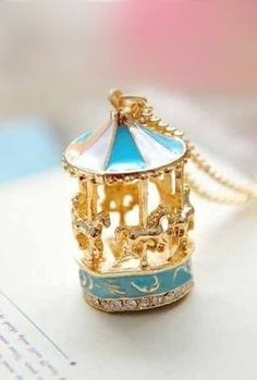 Carousel Necklace <3