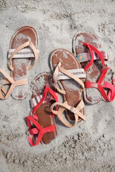 Embrace summer with TOMS sandals that give back.