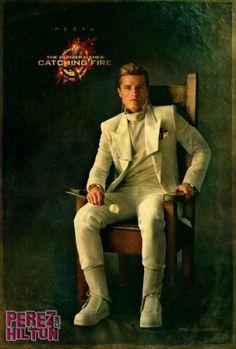 Peeta's Capitol Portrait