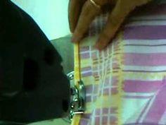 ▶ Como fazer barrinha de lençol - YouTube