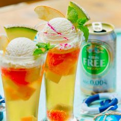 Food Science Japan: Kirin Free Float