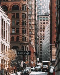New York Life, Nyc Life, City Aesthetic, Travel Aesthetic, Photographie New York, Urbane Fotografie, Voyage New York, City Vibe, Dream City