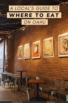 A local's guide to the best places to eat on Oahu, Hawaii. The best malasadas, shave ice, views, and more. Oahu Hawaii / Oahu Hawaii things to do in / Oahu Hawaii secrets / Oahu food guide / Oahu food restaurants / Honolulu Hawaii / Honolulu Hawaii things to do in / North Shore Oahu / Hawaii food guide / Oahu eats / best places to eat in Oahu / where to eat in Oahu / Waikiki Hawaii / #oahu #hawaii #foodguide #honolulu #waikiki Hawaii Vacation Tips, Hawaii Travel, Hawaii Honeymoon, Vacation Ideas, Vacation Spots, North Shore Hawaii, Hawaii Usa, Honolulu Hawaii