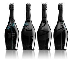 Cheers Champagne (Student Project) on Packaging of the World - Creative Package Design Gallery