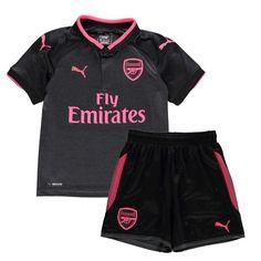 Youth Arsenal Third Kit 2017-18