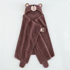 How Do You Zoo Hooded Towel (Bear) #NodWishlistSweeps
