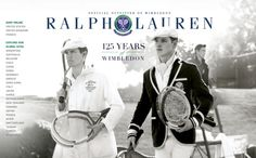 Ralph Lauren, 125 Years of Wimbledon