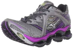 Mizuno Women's Wave Prophecy Running Shoe -                     Price: $  0.00             View Available Sizes & Colors (Prices May Vary)        Buy It Now      • You're sure to enjoy the ride in this durable runner • Air mesh upper for ultimate breathability • Tie closure • Lightly padded tongue and collar for added comfort • S...
