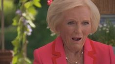 When your friend tells you a really juicy piece of gossip. | 21 Mary Berry Reactions For Everyday Situations