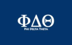 phi delta theta  | Phi Delta Theta | University of Tennessee » Media