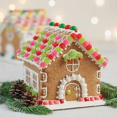 Gather Your Pit Crew And Build This Ultimate Garageinspired - Gingerbread house garage
