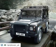 #Repost @landrover_uk with @repostapp.  #Defenders basic proportions remain unchanged since 1948 but this 2012 model can be easily identified by its large alloys and bonnet 'bulge'. #landrover #landroverdefender #landroverseries #landylove #landroverexperience #landrovermena #landrovers #landrover90 #landroverclub #landrover110 #photographer #photooftheday #caroftheweek #instacars #HIBERNOT #hibernot2016 #hibernoting by landroverstaffs #Repost @landrover_uk with @repostapp.  #Defenders basic…
