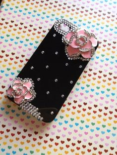 Cute iPhone Case with one flowery design!~Narine+Leah!