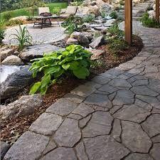 Afbeeldingsresultaat voor tuintegels natuursteen