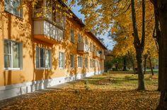 Осень в городе Дубна.(7)