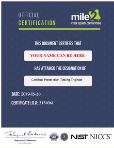 Choose certification exam and send us details. Cyber Security Certifications, Cisco Certifications, Information Technology, Web Application, Vulnerability, Certificate, Leadership, The 100, How To Apply