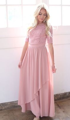 Lauren Maxi Dress - MW24350