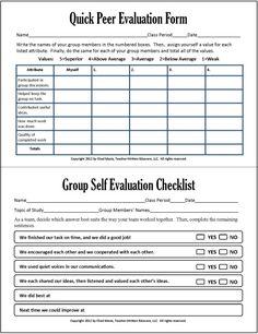 montessori teachers self evaluation checklist