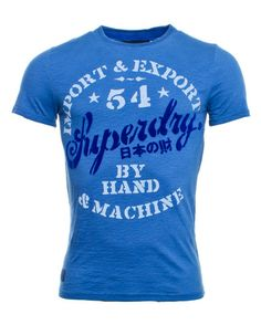 Superdry Import & Export Tee