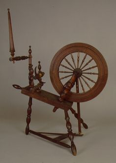 American Textile History Museum in Lowell, Massachusetts, 3rd Gregg wheel