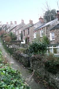 STIPPY STAPPY COTTAGES | St Agnes, Cornwall     ✫ღ⊰n