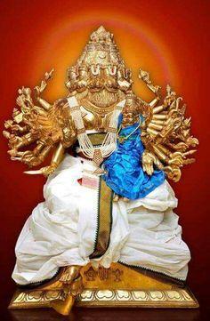 Sri Ashtamukha Gandaberunda Narasimha