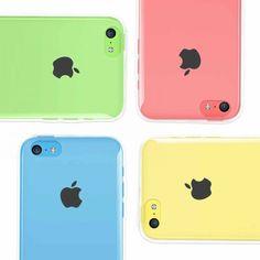 Capas para Iphone 5c gel