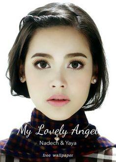 Nadech & Yaya Wallpaper : My Lovely Angel