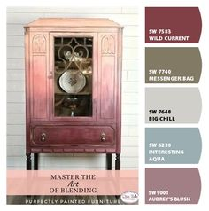 Paint colors from ColorSnap by Sherwin-Williams Big Chill, Sherwin William Paint, Rose Embroidery, Cargo Pants, Tack, Front Porch, Bungalow, Painted Furniture, Paint Colors