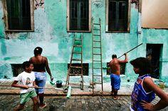 photo: Peppino Molino - Santa Teresa. Rio de Janeiro Childhood Games, Santa Teresa, Brazil, The Neighbourhood, Projects, Rio De Janeiro, Log Projects, Infant Games, The Neighborhood