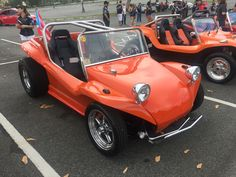 Vw Dune Buggy, Dune Buggies, Beach Buggy, Old Cars, Volkswagen, Garage, Street, Nice, Cars