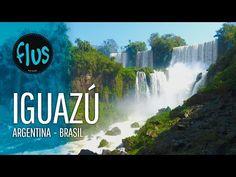 Cataratas del Iguazú en Argentina y Brasil - Flus Viajes - YouTube