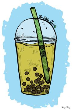 Bubble Tea...yummy.