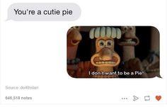 me tryna flirt