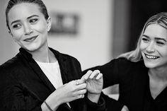 Mary Kate and Ashley Olsen | Neiman Marcus Magazine